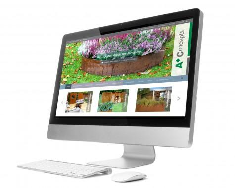 A + Concepts iMac