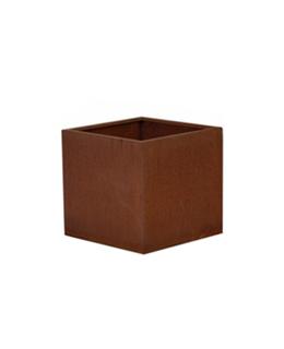 Cortenstalen Plantenbak 50x50x50 cm