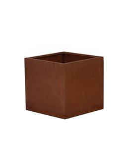 Cortenstalen Plantenbak 60x60x60 cm