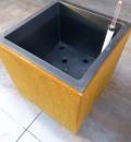 Hydrocultuur inzetbak 39x39 cm