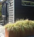 Cortenstalen Plantenbak 118x30x33 cm