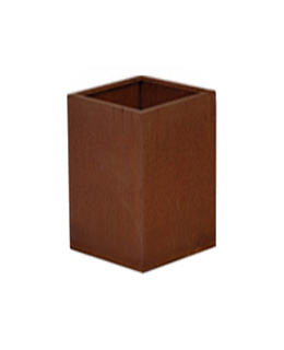 Cortenstalen Plantenbak 40x40x85