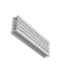 TT Extrusie profiel 100x40
