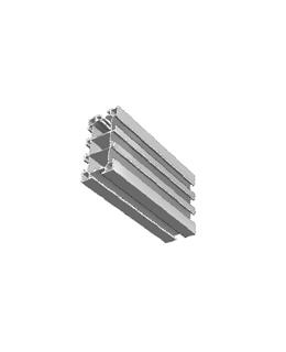 TT Extrusie profiel 80x40