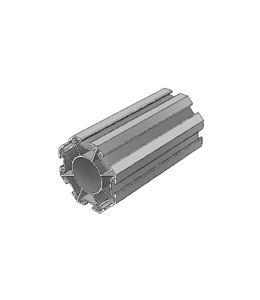 TT Extrusie profiel 80x80