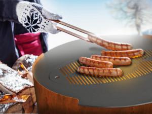 Cook O'Burra Ø83 cm, BBQ/buitenkeuken